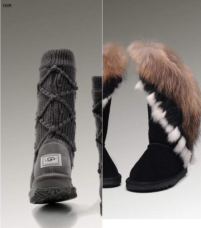 botas estilo ugg boots