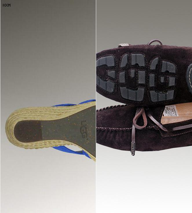 botas estilo ugg para niños