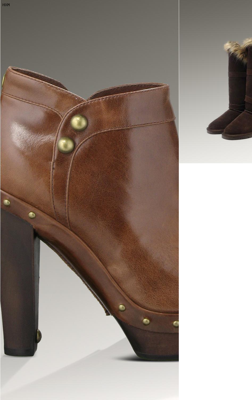 Múltiple Contando insectos Intentar  botas tipo ugg para mujer