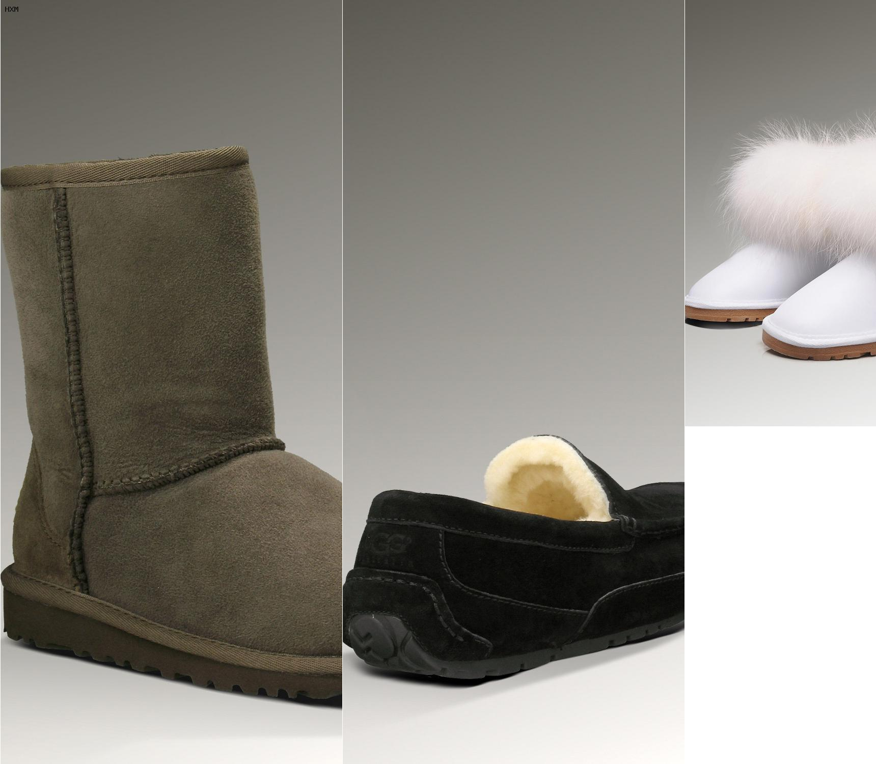 botas ugg para invierno
