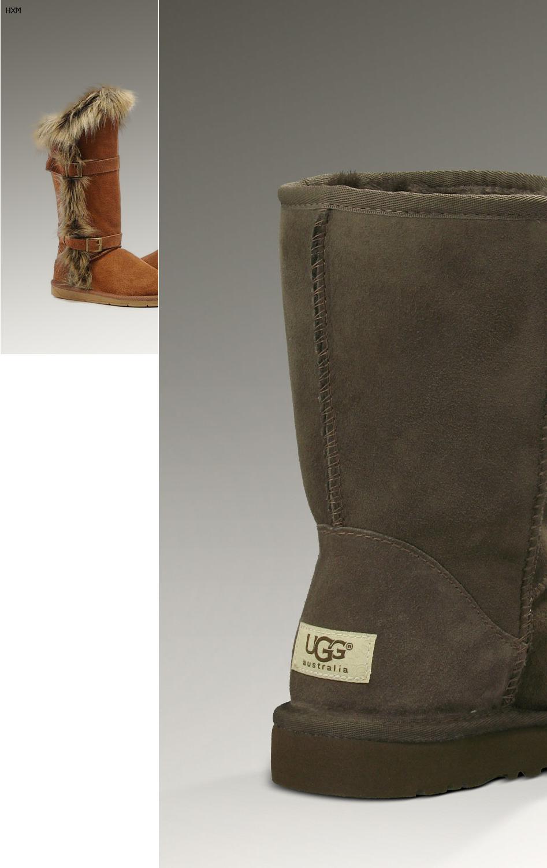 ugg boots onde comprar